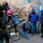 بعد طرد المراقبين من الخليل.. حل فلسطيني لحماية الأطفال