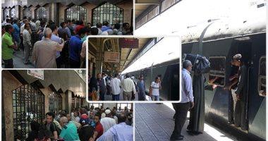 201806091121502150 - السكة الحديد تدعو لحجز التذاكر عبر الأبلكيشن.. وتؤكد: مستعدون لزيادة المقاعد