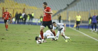 صبحي - الأهلي يستبعد رمضان وصلاح محسن من مباراة بيراميدز بسبب الإصابة
