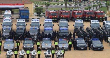 الشرطة المشاركة في التأمين - ''الأمن'' يستعد للمشاركة فى التأمين قبل الاستفتاء على الدستور