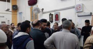 عماد دونجا 310x165 - نبيل عماد دونجا يصل المحلة لحضور جنازة والده