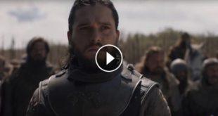 مسلسل game of thrones الموسم الثامن الحلقة 5
