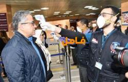 وزراء الصحة والسياحة والطيران فى الأقصر لمتابعة مصابي فيروس كورونا