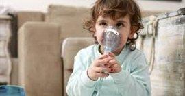 خافي على طفلك .. أضرار استنشاق البخار