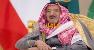 وفاة امير الكويت الشيخ صباح الاحمد